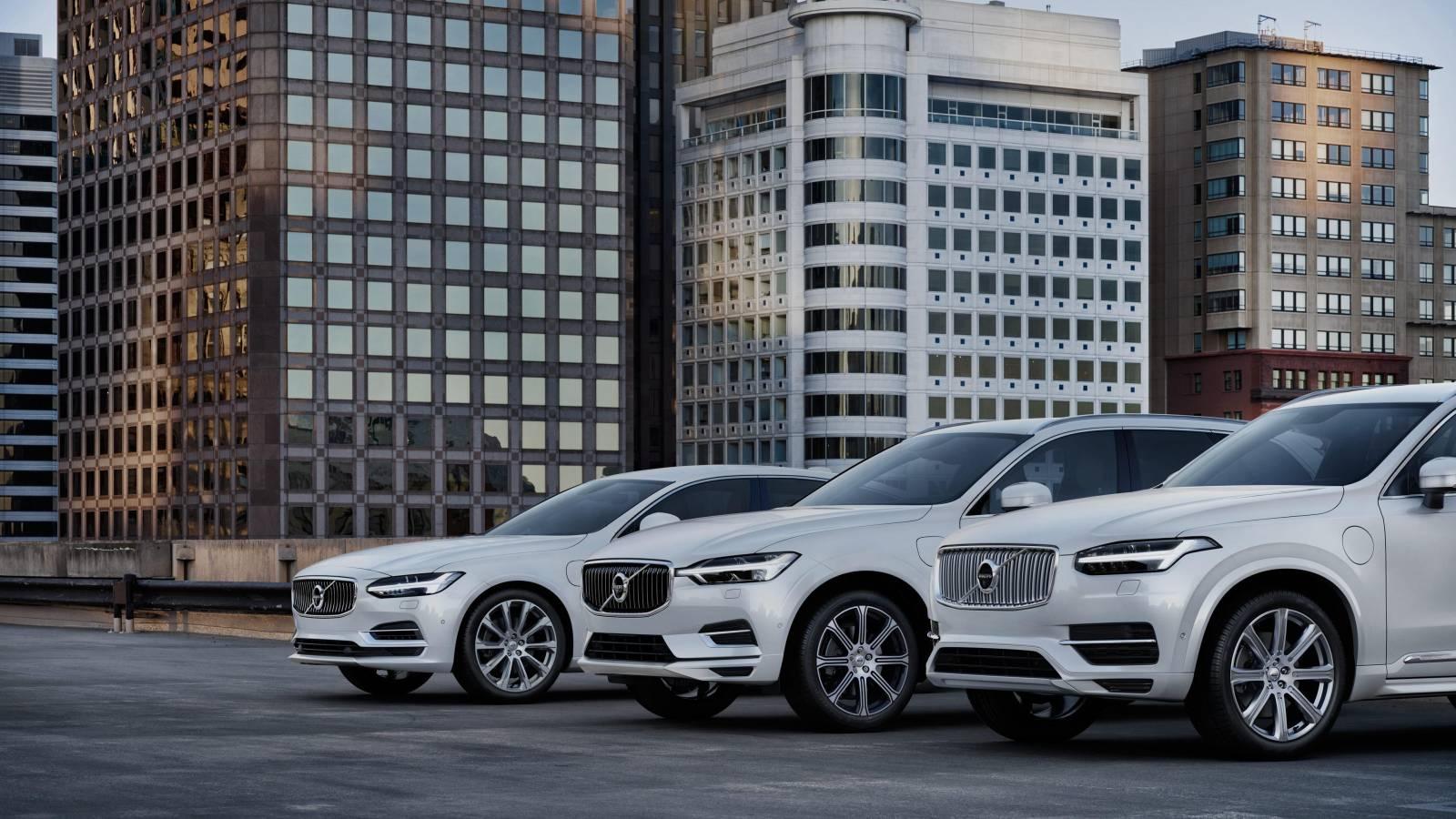 Nabídky a inovace vozů Volvo