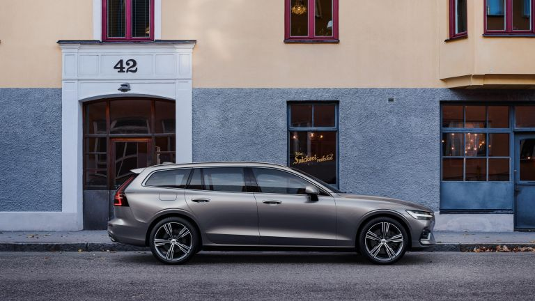 Nové Volvo V60 Kombi v novém provedení