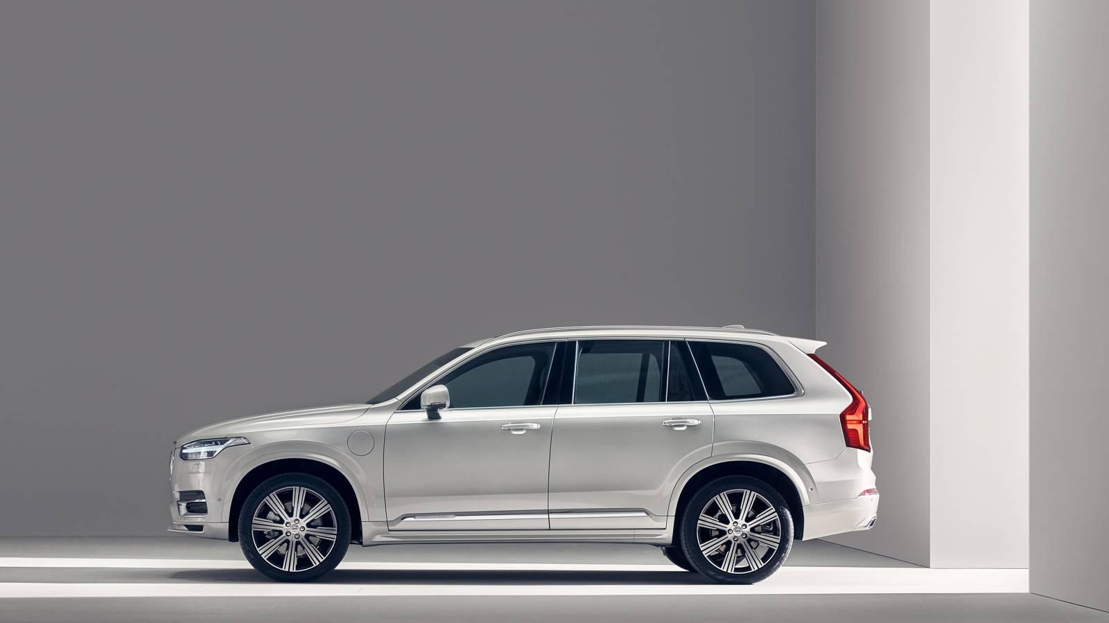 Nové Volvo XC90 T8 Plug-in Hybrid